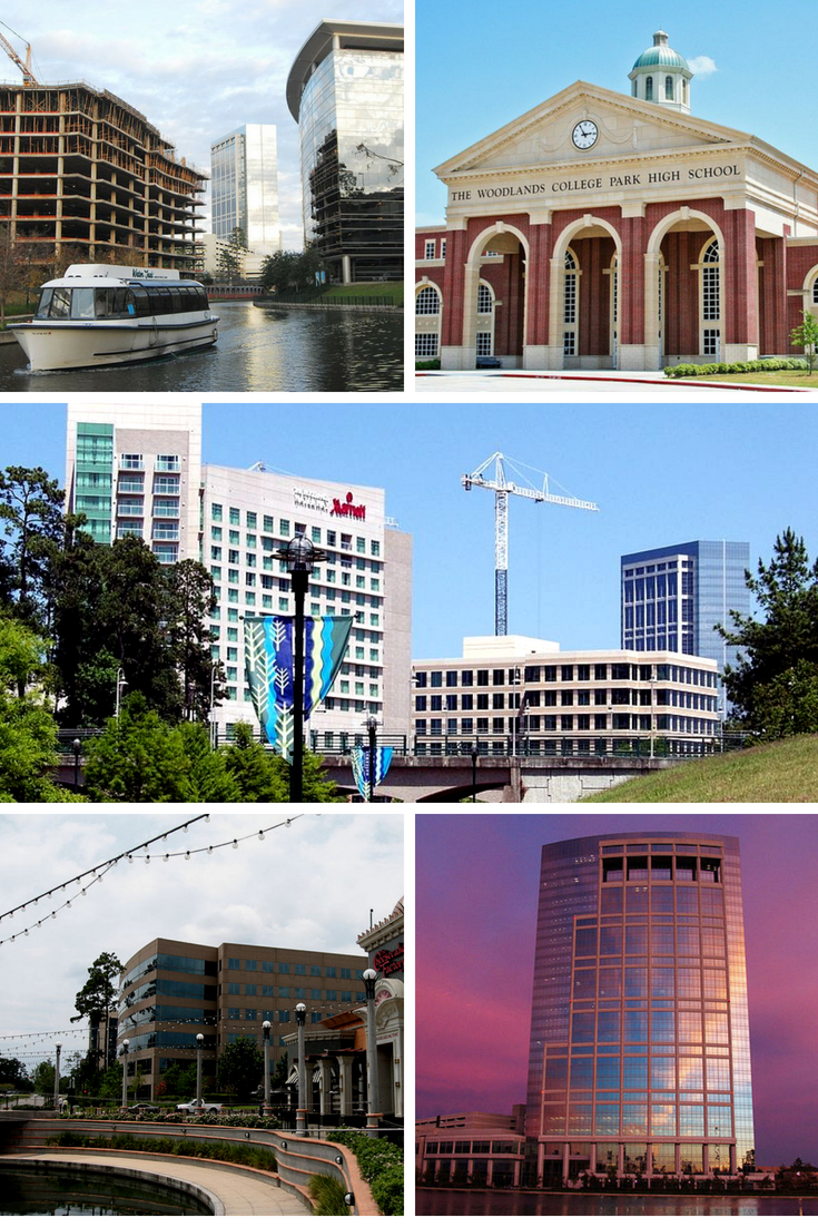 The Woodlands Texas Wikipedia