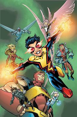 Thunderbolts Comics Wikipedia
