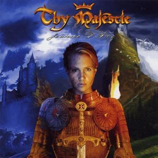 <i>Jeanne dArc</i> (Thy Majestie album) 2005 studio album by Thy Majestie