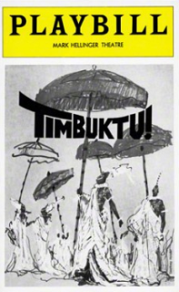 <i>Timbuktu!</i> musical
