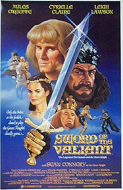 Sword Of The Valiant Wikipedia
