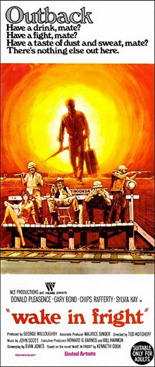 Wake in Fright (Outback) (1971) movie poster