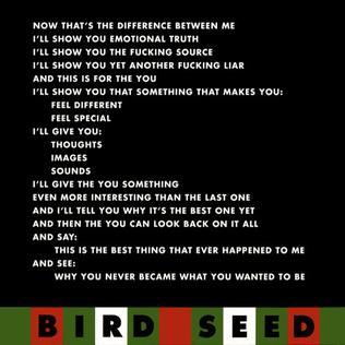 Bird Seed Album Wikipedia
