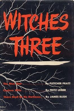 <i>Witches Three</i> book by Fletcher Pratt