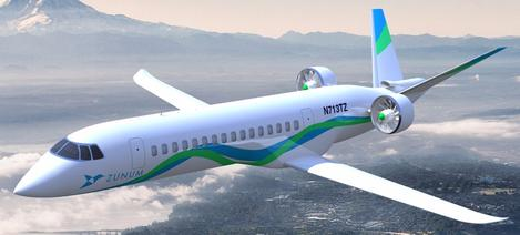 The challenges and benefits of the electrification of aircraft