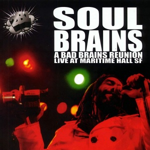 <i>A Bad Brains Reunion Live from Maritime Hall</i> 2001 live album by Bad Brains