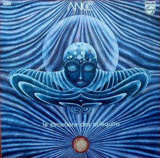 <i>Le Cimetière des arlequins</i> 1973 studio album by Ange