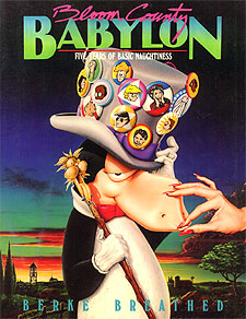 <i>Bloom County Babylon</i> book by Berkeley Breathed