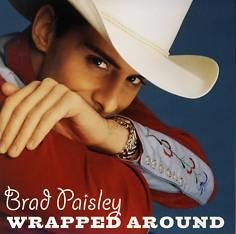 Wrapped Around 2001 single by Brad Paisley