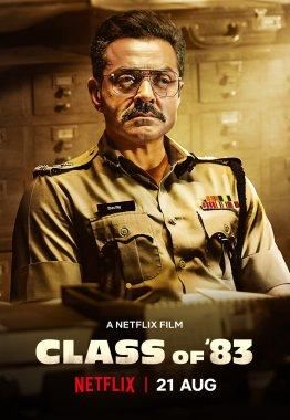 فيلم Class of 83 2020 مترجم اون لاين