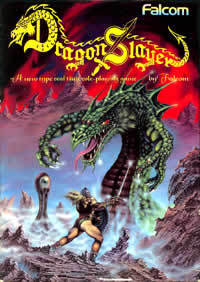 <i>Dragon Slayer</i> (video game) 1985 video game