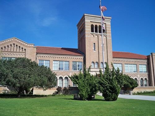 Raytheon El Segundo Campus Map.El Segundo California Wikipedia