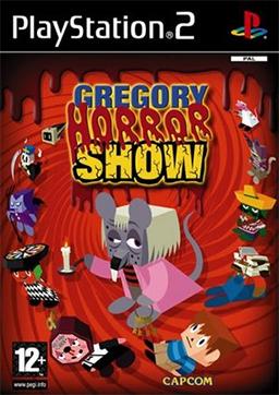 Gregory Horror Show (PS2) - Survival horror atypique de Capcom Gregory_Horror_Show_Coverart