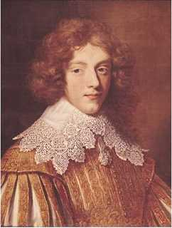 Henri Coiffier de Ruzé, Marquis of Cinq-Mars French noble