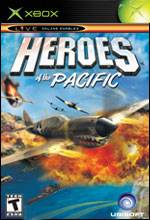 Heroes of the Pacific box art