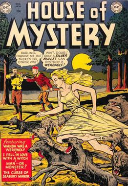 House Of Mystery Wikipedia