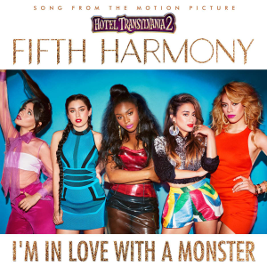 Fifth Harmony — I'm In Love With a Monster (studio acapella)