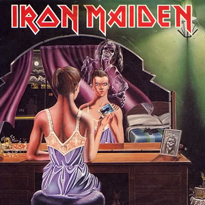 Twilight Zone (Iron Maiden song) original song written and composed by Steve Harris, Dave Murray