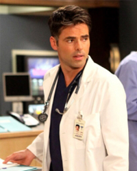 Fictional doctors, Fictional surgeons, General Hospital characters