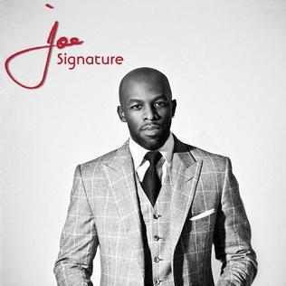 Signature (Joe album) ...