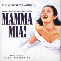 <i>Mamma Mia! Original Cast Recording</i> 1999 cast recording by Mamma Mia! musical cast