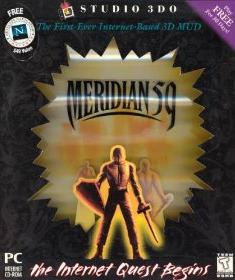 <i>Meridian 59</i> computer game