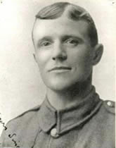 Michael Heaviside Recipient of the Victoria Cross