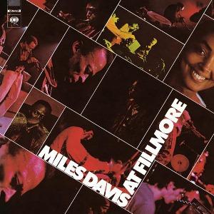 <i>Miles Davis at Fillmore</i> 1970 live album by Miles Davis