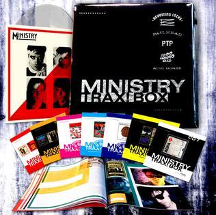 <i>Ministry Trax! Box</i> album