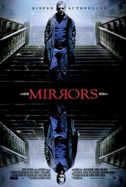 Mirrors film wikipedia for Mirror horror movie