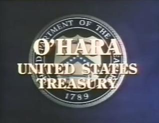 <i>OHara, U.S. Treasury</i> television series