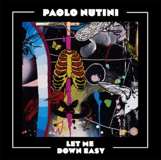 Paolo Nutini — Let Me Down Easy (studio acapella)