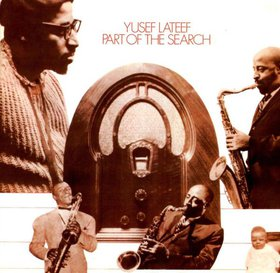 <i>Part of the Search</i> 1974 studio album by Yusef Lateef