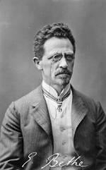 Erich Bethe German classical philologist