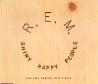 R.E.M. — Shiny Happy People (studio acapella)