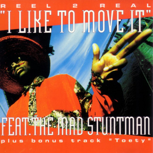 I Like to Move It 1994 single by Reel 2 Real