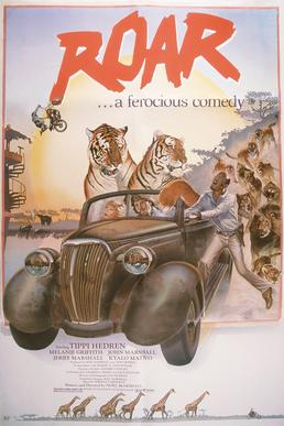 Roar (1981 film) - Wikipedia