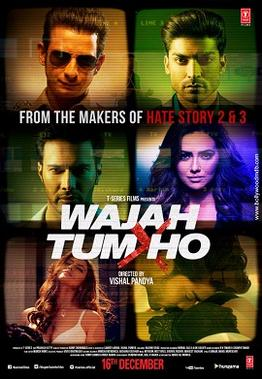 Wajah Tum Ho (2016) Full Movie Official Trailer Watch Online