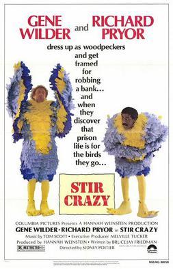 STIR CRAZY (1980) ile ilgili görsel sonucu