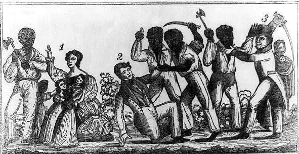 Slave Revolt In Long Island