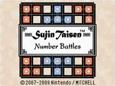 Sujin Taisen: Number Battles