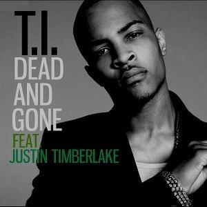 Titelbild des Gesangs Dead and Gone von Justin Timberlake