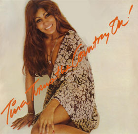 <i>Tina Turns the Country On!</i> 1974 studio album by Tina Turner