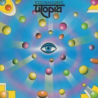 <i>Todd Rundgrens Utopia</i> (album) album by Utopia