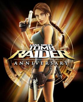 Tomb Raider Anniversary Wikipedia
