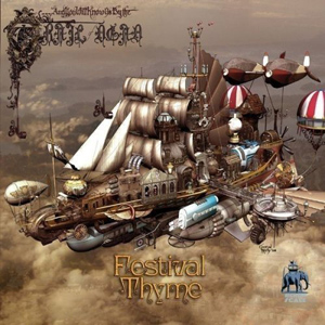 <i>Festival Thyme</i> 2008 EP by ...And You Will Know Us by the Trail of Dead