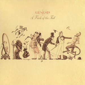 <i>A Trick of the Tail</i> 1976 studio album by Genesis