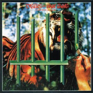 <i>The Cage</i> (Tygers of Pan Tang album) 1982 studio album by Tygers of Pan Tang