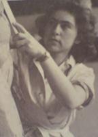 Vera Fischer (sculptor) Croatian sculptor