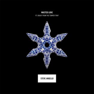 Wasted Love (Steve Angello song) 2014 single by Steve Angello